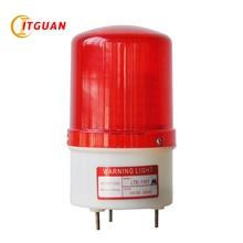 LTE-1101M DC/AC12V-380V Led Warning Light LED Simulated Rotary Warning Lamp Alarm warning light revolving warning light