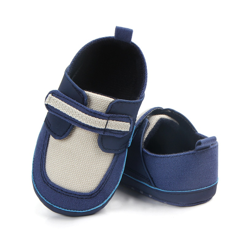 2018 Baby Boys Shoes Soft Sole Casual First Walkers Toddler Anti-slip Walking Crib Shoes Sneakers For Children