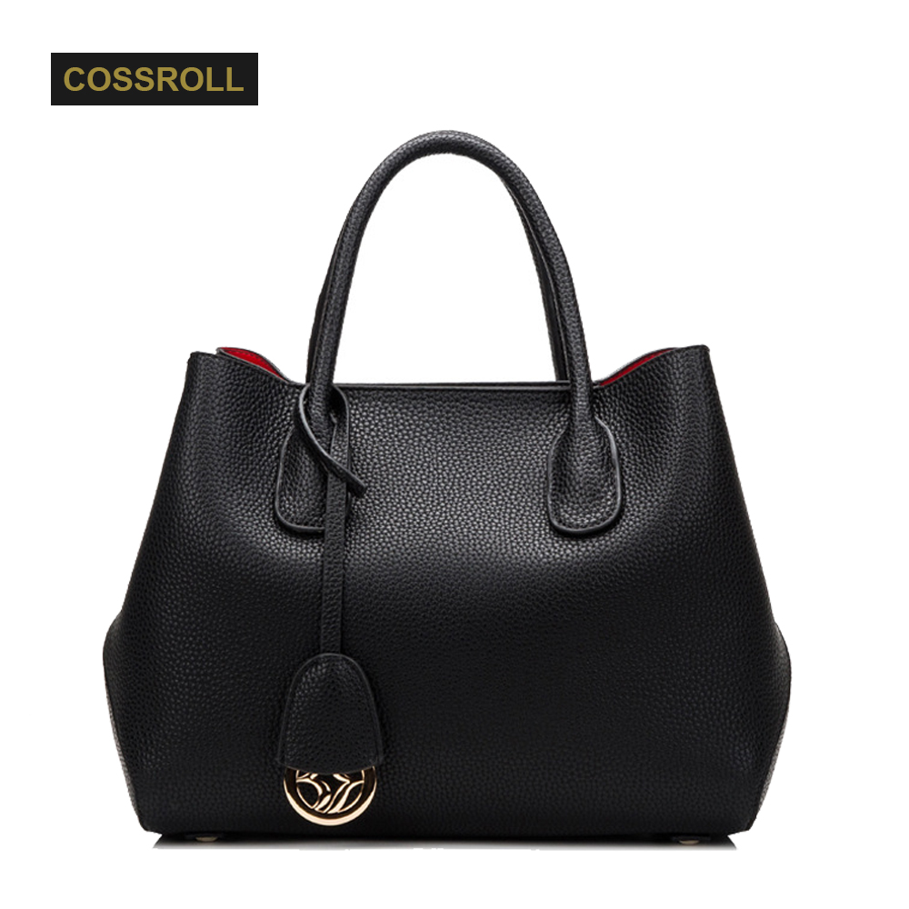 Luxury Women Bag Women's Genuine Leather Bags Brands Famous Designer Women's Shoulder Bags Leather Bolsa Feminina Large Handbags