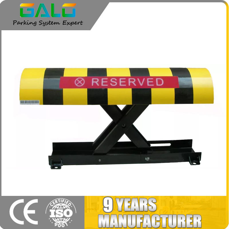 """X"""" Type camber Remote Control Automatic vehicle parking lock Private parking space Protection lock"""