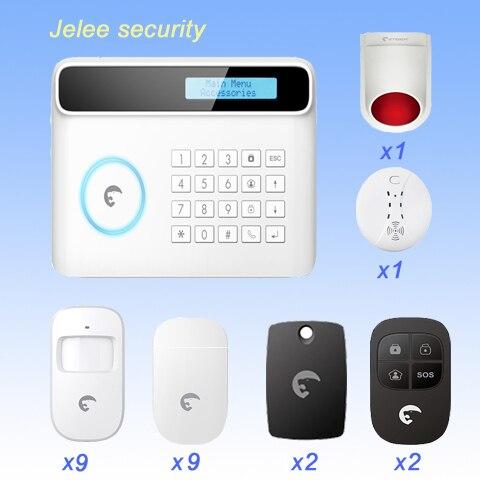 Большие скидки Etiger S4 Беспроводной Системы Сигнализации GSM И PSTN Двойного сети Системы Безопасности Дома Тревоги