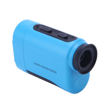 Buy online hunting archery outdoor adventure Digital Laser Distance Meter 1500M Rangefinder Hand-held Laser Range Finder Telescope
