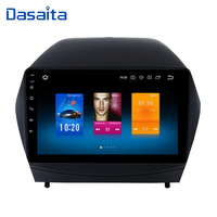 Dasaita 9 Android 8.0 Car GPS Radio Player for Hyundai IX35 2009 2015 with Octa Core 4GB+32GB Auto Stereo Multimedia