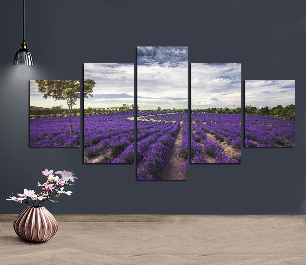 Aliexpress.com : Buy Free Shipping Lavender Flower Sea