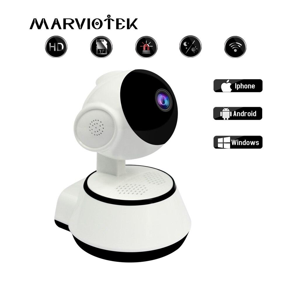 Baby Monitor IP Camera WiFi Baby Camera Audio Video Nanny Cam Night Vision Video Surveillance Baby Phone Camera Two Way Audio IR