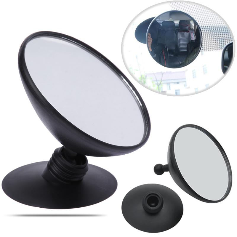 VODOOL 1 Pcs 360 Degree Rotation Baby Rearview Mirror Safety Car Back Seat Baby View Mirror Kids Seat Car Rear View Miror