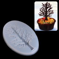 JAVRICK дерево форма силиконовые формы торт желе плесень приспособления для изготовления шоколада для декорирование выпечки ювелирные