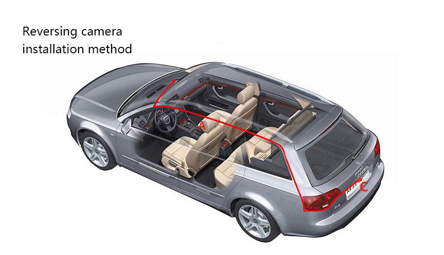 "Junsun 7"" Car GPS Navigation Android 5.0 Special 3G DVR Camera Rearview Mirror Dual Lens Truck gps sat nav Navitel Europe Maps 43"