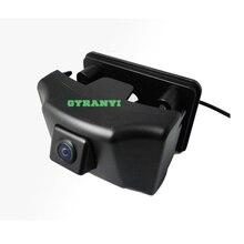 Для Toyota land cruiser prado 150 автомобиль спереди камеры CCD HD Водонепроницаемый ночное видение для prado 150 парковки камеры