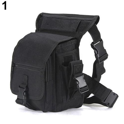 2016 Fashion Military Waist Pack Tactics   Ride Leg Bag Utility Thigh Pouch