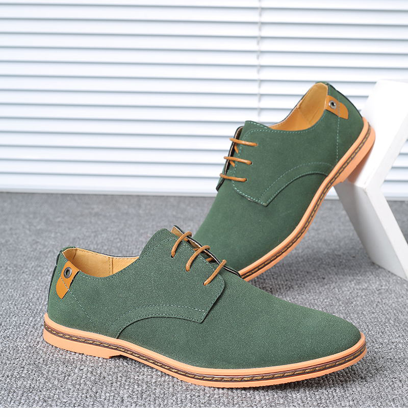 HTB1IoQGX79E3KVjSZFGq6A19XXa4 - VESONAL Brand Spring Suede Leather Men Shoes Oxford Casual Classic Sneakers For Male Comfortable Footwear Big Size 38-46