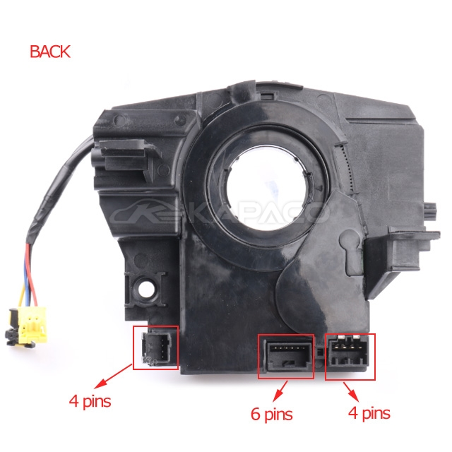 ESP Steering Angle Sensor Coil Spring 5156106AD 5156106AG 5156106AF For Chrysler Sebring Dodge Caliber Jeep Wrangler Compass
