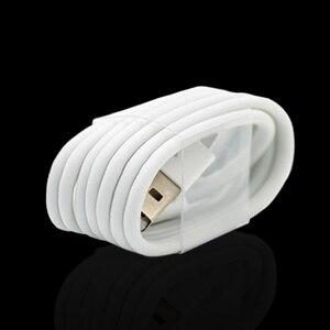 Image 3 - 3 takım/grup ab tak duvar AC şarj cihazı için USB şarj cihazı iPhone 8 Pin USB şarj kablosu + seyahat şarj adaptörü apple iPhone 5 5S 6 6S 7
