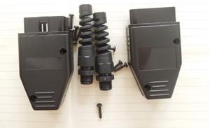 Image 4 - 25% オフ FINETRIP ユニバーサルプラスチック Diy 車ケーブルケース Obd 雄プラグ OBD2 16Pin コネクタ J1962 卸売 50 個