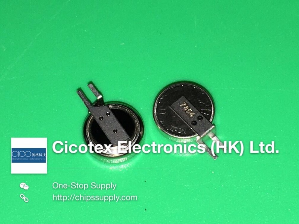 10pcs/lot MS621FE-FL11E SMD BATT LITH 3V 5.5MAH COIN 6.8MM Batteries Rechargeable image