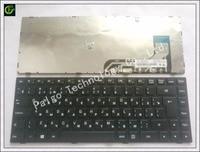 Russian Keyboard For Lenovo Ideapad 100 14IBY 100 14iby 100 14 RU Black Keyboard PK131EQ1A05 5N20H47048