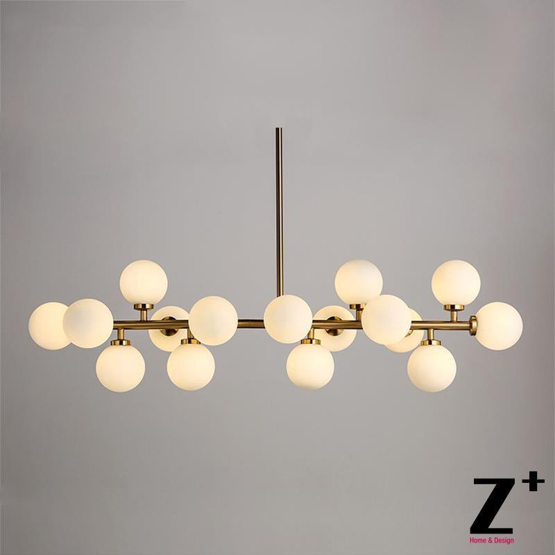 Kundengebundenen Lichter Moderne 16 G4 Lampen Kronleuchter Lampe Aussetzung  Ball Kugel Kaffee Bar Glas Kostenloser Versand In Kundengebundenen Lichter  ...