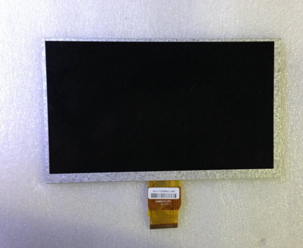 free shipping original 9 inch LCD screen original cable number: YX0900725-FPC 0.3cm thick width 126 * 210 free shipping original 9 7 inch lcd screen original cable number h h09730fpc 31