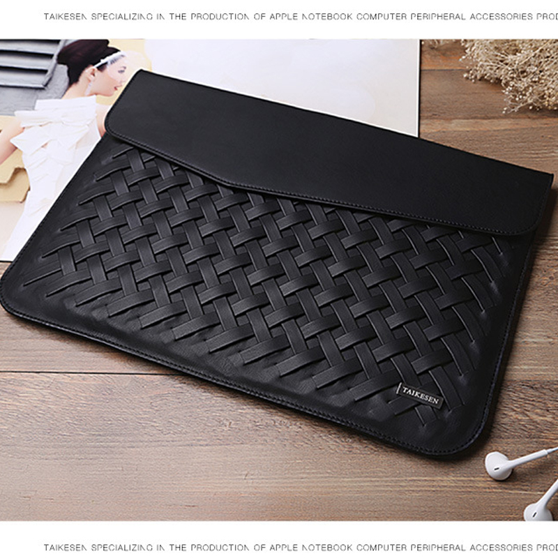 2017 New Fashion Laptop Bag Sleeve Pouch For Macbook Air 11 Retina 13 15 Unisex Liner