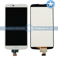 White Replacement LCD Display Digitizer Touch Screen Assembly For LG K10 LTE K430DS K410 K420n