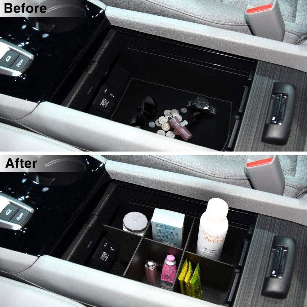 Honda Pilot Accessories >> Us 10 01 30 Off Center Console Organizer Tray Armrest Storage For Honda Pilot 2016 2017 2018 2019 Ridgeline 2017 2018 2019 Interior Accessories In
