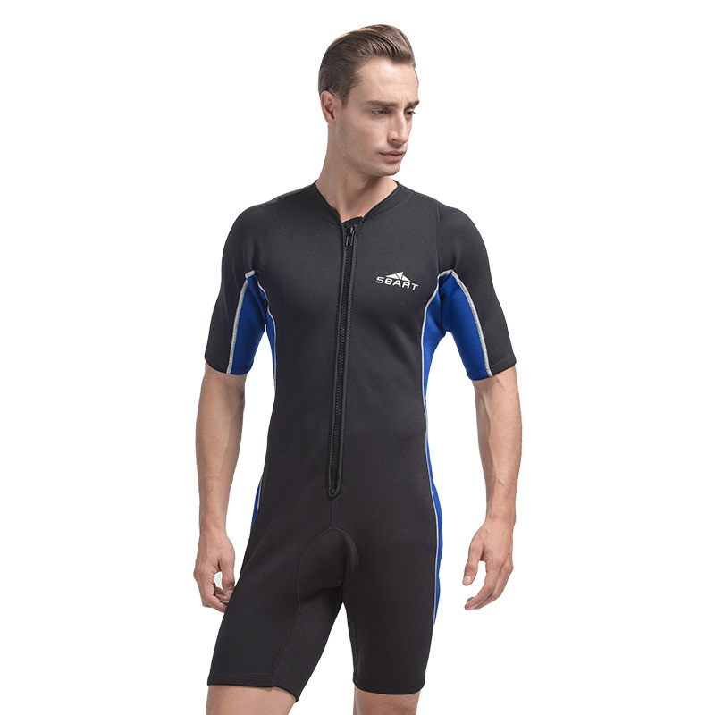 SBART 2mm Diving Suit Professiona Warm Sunscreem Snorkeling Male Clothes Men Jellyfish Jumpsuits c229 new 3mm thick male warm winter swimwear male diving suit snorkeling dress long sleeve even body jellyfish clothing