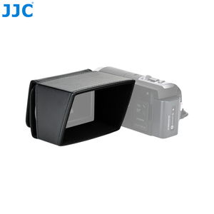 """Image 5 - JJC LCH S35 Fold Out Scherm Zon Shield Cover 3.5 """"LCD Hood Video Camera Display Protector Voor Canon/Sony camcorders"""