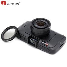 Junsun A7LA70 Ambarella Cámara Del Coche DVR GPS con Radares Full HD 1080 p 60Fps de Vídeo Registrador Dash Cam Junsun A790