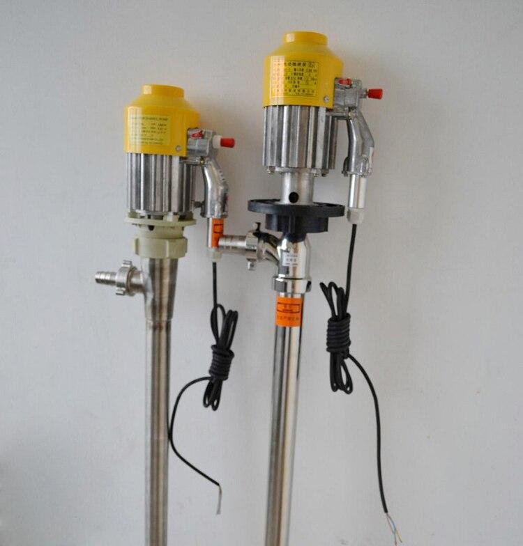 Pompe à huile électrique taux de réapprovisionnement jusqu'à 80% pompe électrique pompe à carburant électrique