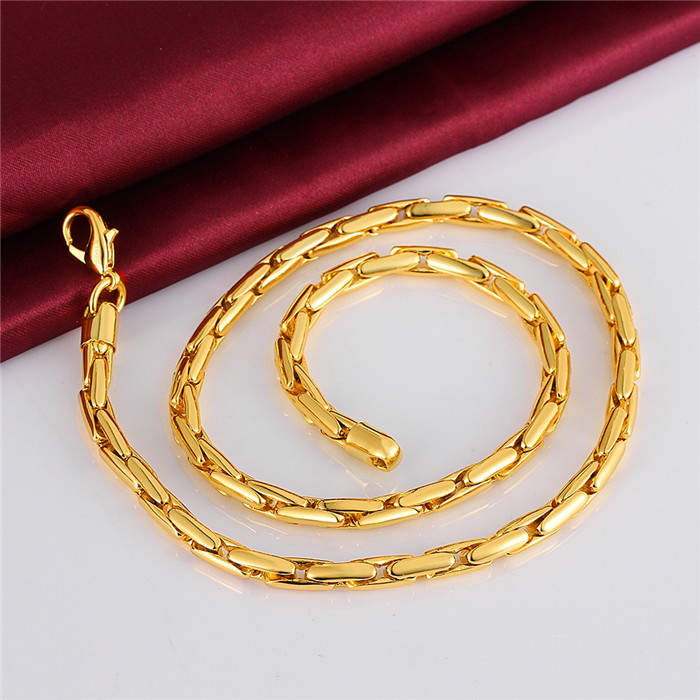 Lastest Style New Model Long Gold Chain Best Friend Necklace For ...