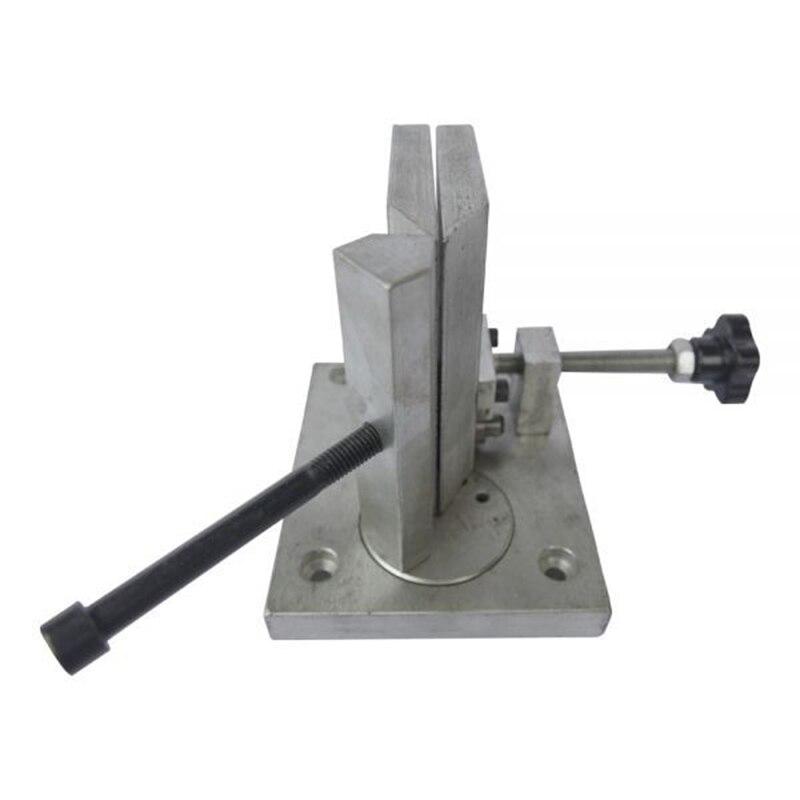 Двухосевой Металлический канал письмо угол гибочный инструмент, ширина изгиба 10 см