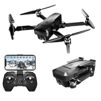 VISUO ZEN K1 5G WiFi FPV GPS Brushless Foldable RC Helicopters Drone RTF With 4K HD Dual Camera Multi Point Flight Planning