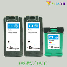 For HP 140 141 ink Cartridge For HP 140 xl Photosmart C4583 C4283 C4483 C5283 D5363 Deskjet D4263 D4363 Officejet J5783 J6413 dmyon 140xl 141xl ink cartridge compatible for hp 140 141 xl c4583 c4283 c4483 c5283 d5363 d4263 d4363 c4480 cartridges printer