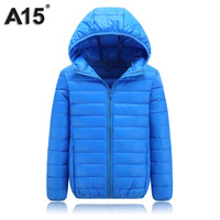 A15 Children Clothing Teenage Girls Winter Coats And Jackets Parkas For Girl Spring Kids Clothes Boys