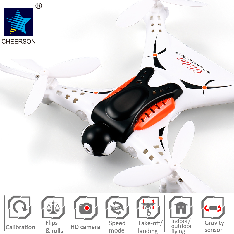 Cheerson UAV CX-36C 4CH 6Axis drone with Phone WIFI Control and phone gravity sensor Height Hold RC Quadcopter with 2MP camera cheerson cx 32s drone with 2mp camera lcd 4ch 6axis helicopter with fpv 5 8g video real time transmision hight hold aircraft