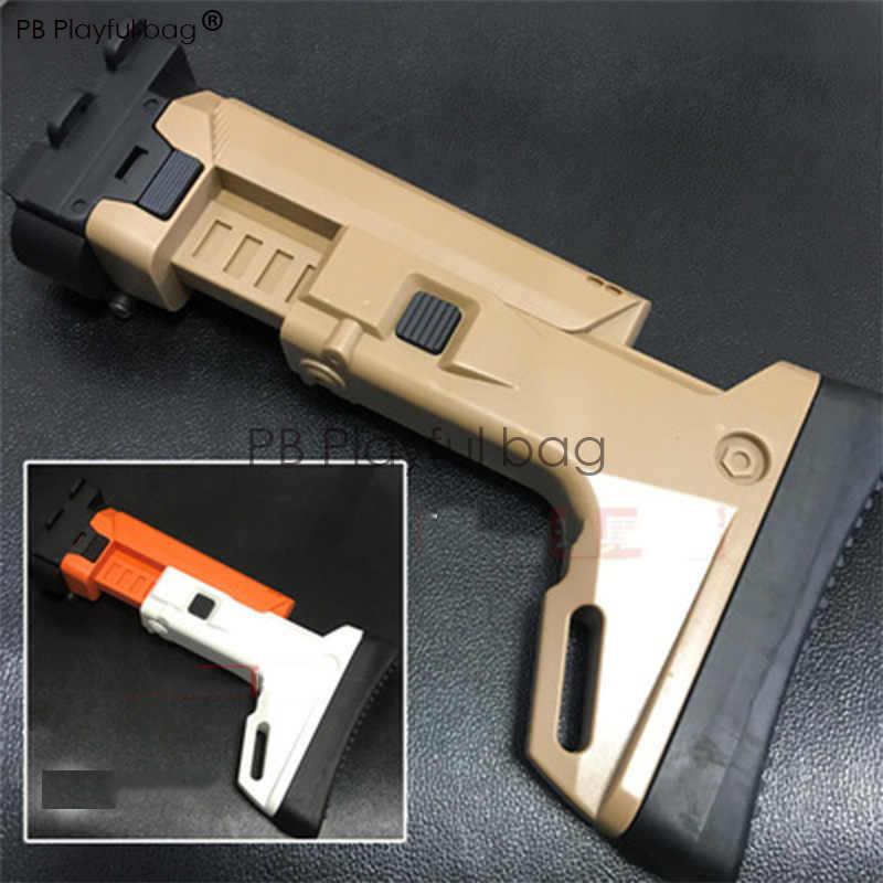 PB PlayfuOutdoor تكتيكات الرياضة مسند الظهر 328 Lehui ندبة الكهربائية رصاصة مائية بندقية كبيرة بعقب تنافسية مكبر اكسسوارات KD33