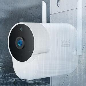 Image 2 - Youpin Xiaovv açık panoramik kamera gözetim kamera kablosuz WIFI yüksek çözünürlüklü gece görüş ile çalışmak akıllı ev APP