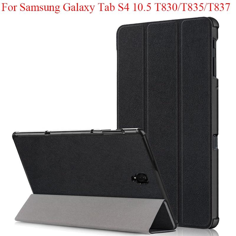 Case For Samsung Galaxy Tab S4 10.5 T830 T835 T837 SM-T830 SM-T835 SM-T837 10.5