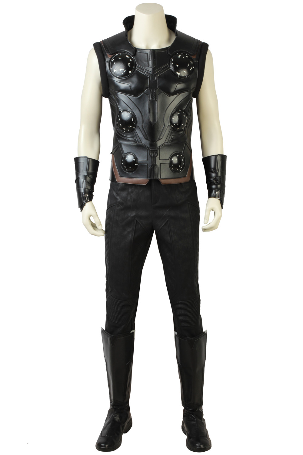 The Avengers : Infinity War Cosplay Thor Cosplay Costume Outfit Superhero Halloween Clothes Party Custom Made Adult Men