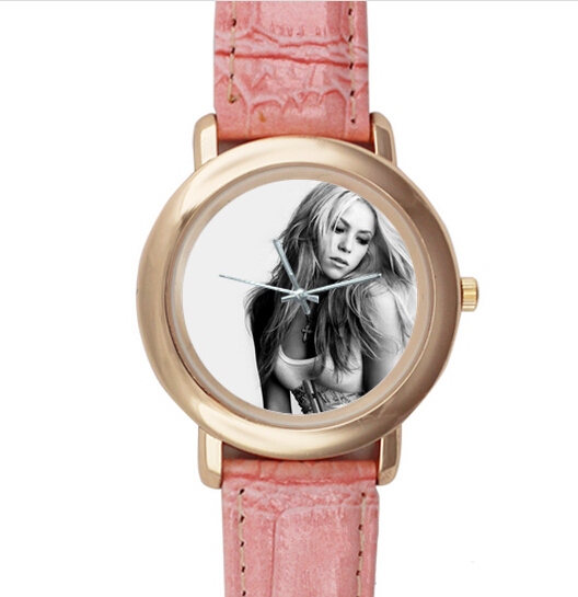 Sexy girl with watch rather