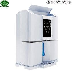 Home 20L/D puro aire atmosférico al agua dispensador generador con Filtro inteligente RO NFC código-Escaneo encuentro de tecnología