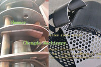 Spare parts Blades of CF420 hammer mill