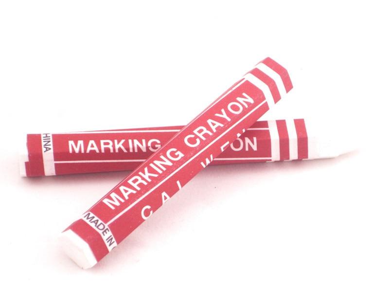 2pcs Tire Repair Crayon Marker Paint Stick Paintstik WHITE
