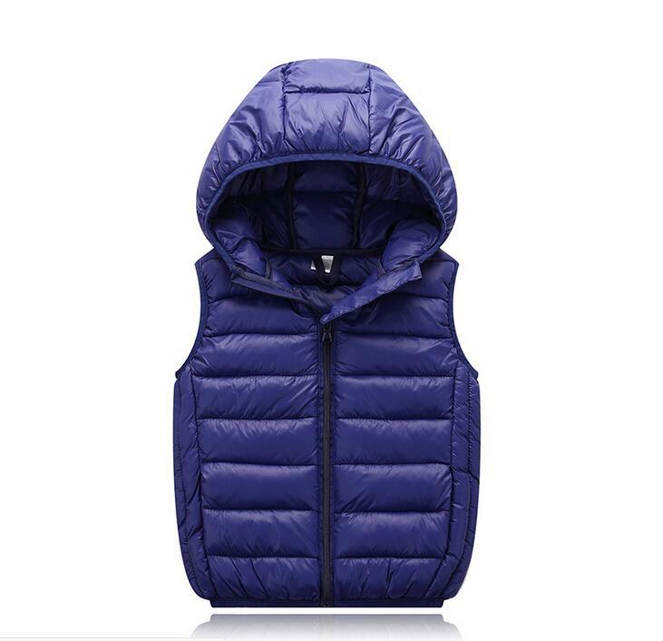 2018 nuevo Otoño Invierno mujeres y niños pato blanco abajo chaquetas abrigos casuales de moda sudaderas con capucha abrigos 10 colores L-XL 89-36