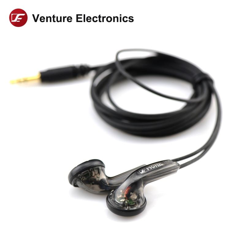 Venture Eletrônica VE MONGE Além de fone de ouvido intra-auriculares (Ainda 5 USD)