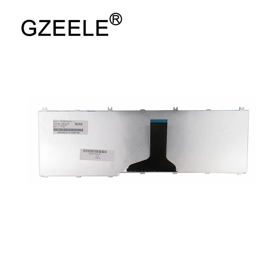 GZEELE C650 Arabic NEW for Toshiba Satellite C655 C655D C660 L650 L655 L670 L675 L750 L755 laptop keyboard AR black keyboard NEW