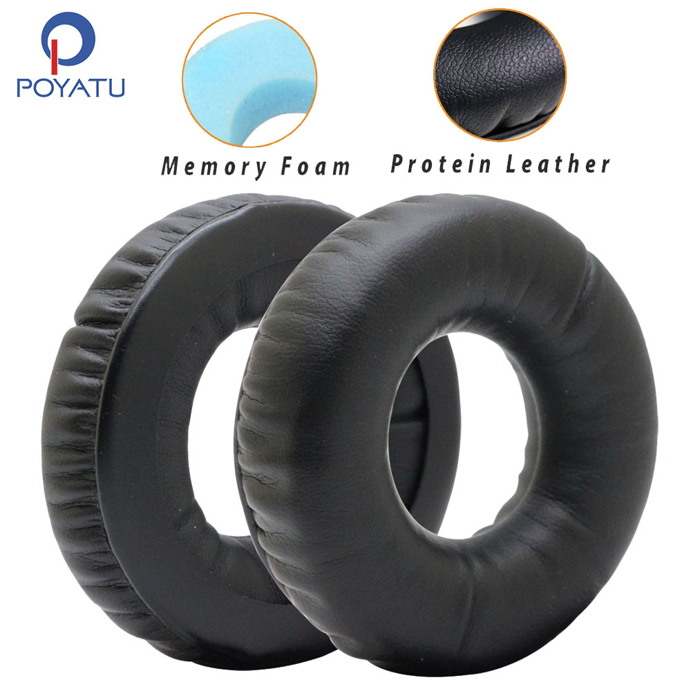 Poyatu Earpads For Jabra Move Wireless Bluetooth Headphone Replacement Ear Pad Cushion Cups Ear Cover Repair Parts Earphone Accessories Aliexpress