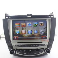 800 480 HD Car DVD Player For 8 Inch Honda Accord 7 2003 2007 With GPS