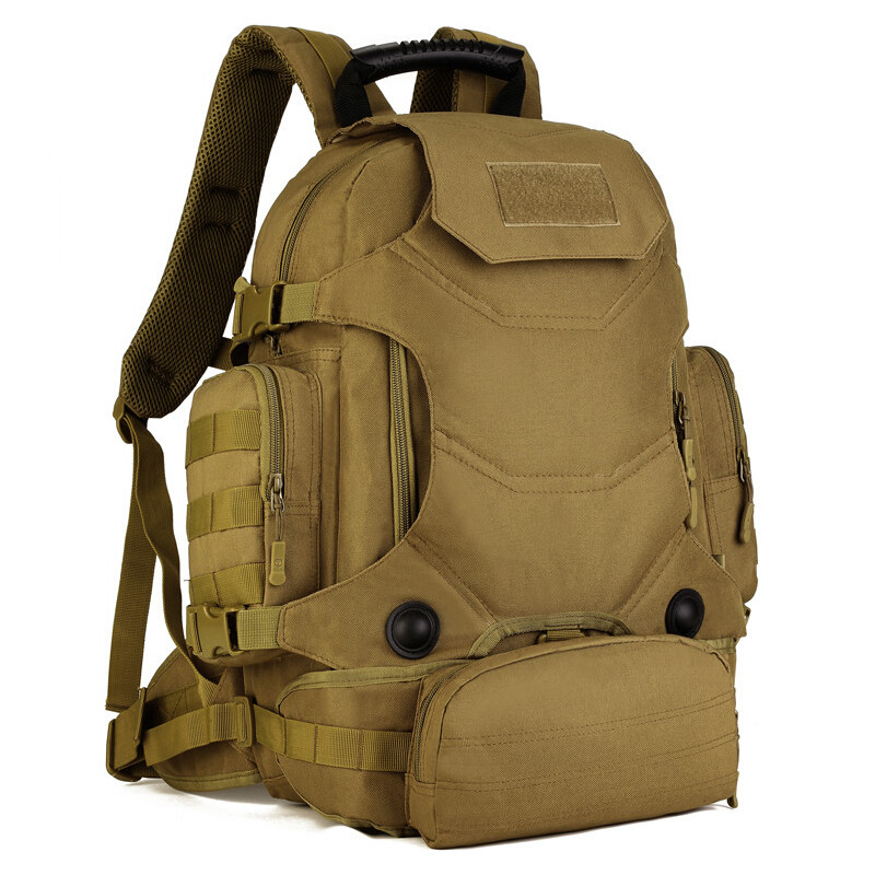 40L Molle Tactics Backpacks Military Travel Waterproof Pack Large Capacity Man Backpack Bag Camouflage Army Backpack J57 40l molle tactics backpacks military travel waterproof pack large capacity man backpack bag camouflage army backpack j57