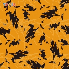 Yeele Halloween Decor Photocall Witch Customized Photography Backdrops Personalized Photographic Backgrounds For Photo Studio